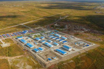 Генподряд на проектирование и реконструкцию со строительством базы хранения с АБК в г.Воркута